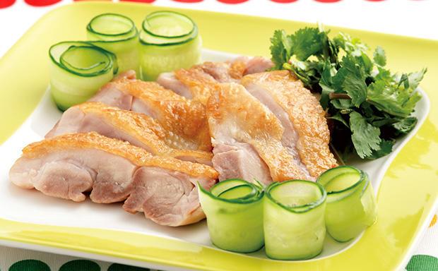 塩鶏チャーシュー